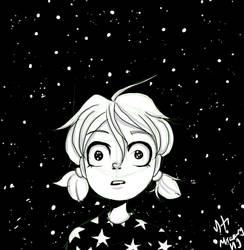 Starry Night by MiamoryHJ