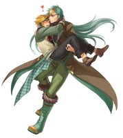YCH :: Lily-Kat by yaocchi