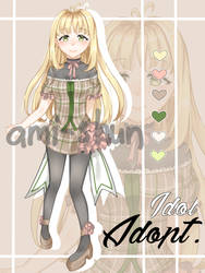 [OPEN] IDOL ADOPT | SET PRICE by ami-shun
