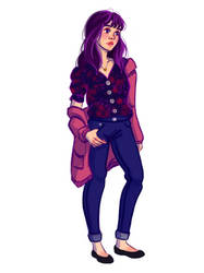 Outfit Art by LadyChamomile