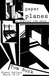 Paper Planes: A Fake Art Show by TheOneWhoObserved