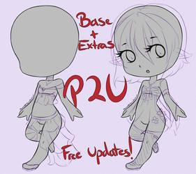 [OPEN] P2U Chibi Base by Pbarron