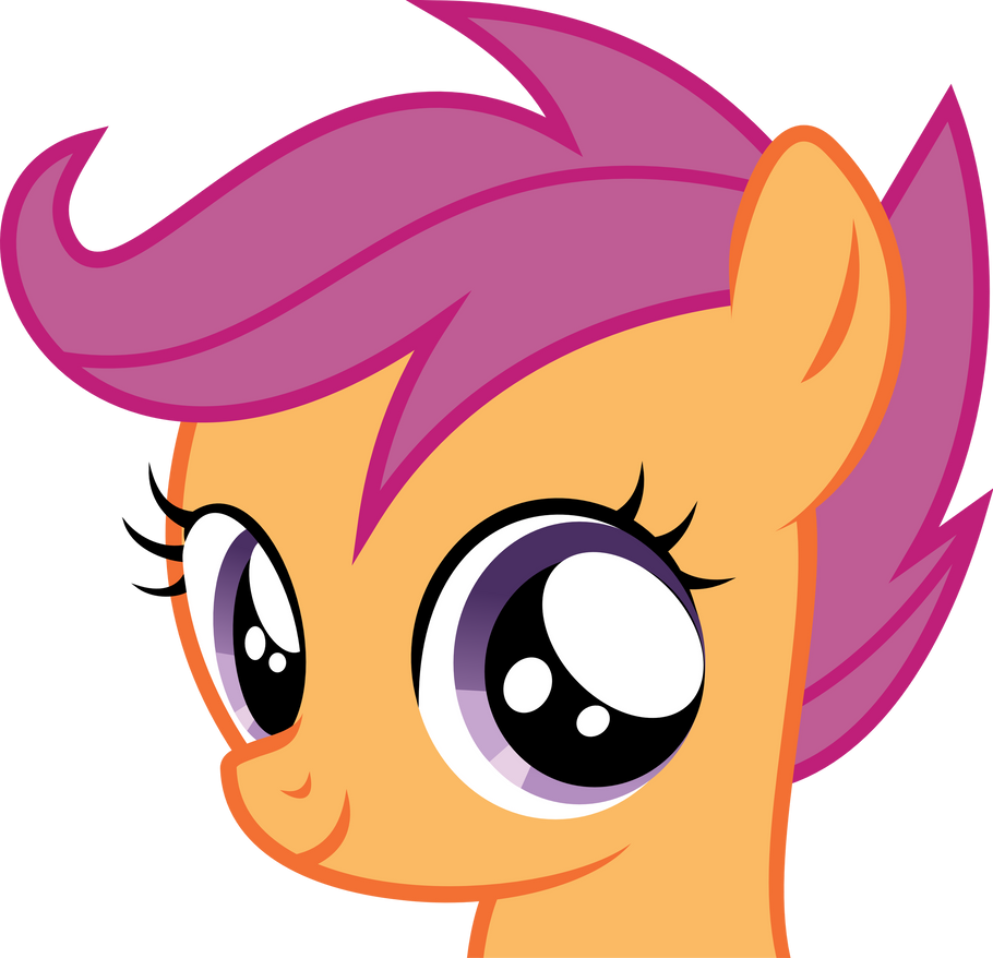 Scootaloo by blueblitzie