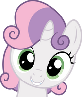 Sweetie Belle by blueblitzie