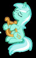 Lyra Heartstrings by Nianara