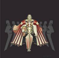 Dandy Man by AugustinasRaginskis