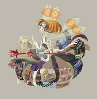 Mutation Fairy by AugustinasRaginskis