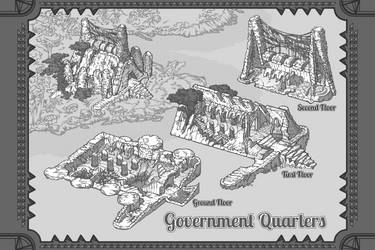 Government Quarters by AugustinasRaginskis