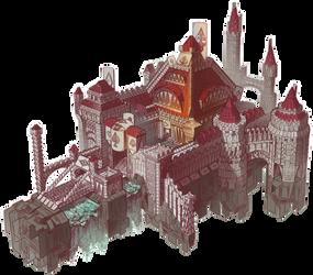 Card Castle Supreme by AugustinasRaginskis