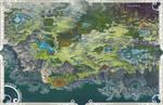Lower Aurelia Map by AugustinasRaginskis