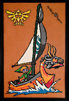 Riding the High Tide (Pre-Mount - WIP Snapshot 3) by MythicalGamer