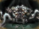 The shoggoth by NinjaLliam