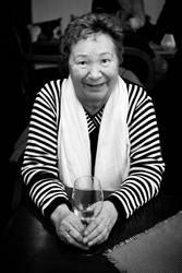 My grandmother by eb-razer