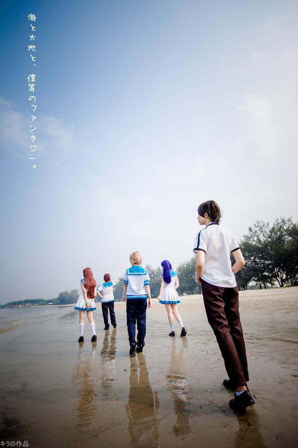 Nagi no Asukara 3 by josephlowphotography