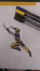 Wolverine by JAA-JAL