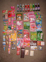 Japanese and Asian Candy Collection by Angel-of-Alchemy-42