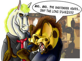 Why the long FACE by Gingco