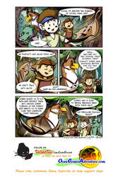 Oops Comic Adventure #6 page 2 by Gingco