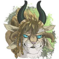 Commission - Lynxilla by DefunctBattery