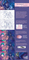 Day and Night Steps by TsaoShin
