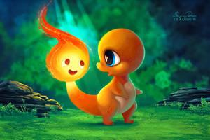 I like your spark by TsaoShin