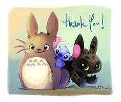 My Favorite Things - Thanks by TsaoShin