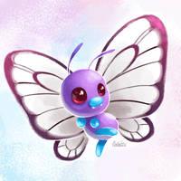 012 - Butterfree by TsaoShin