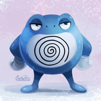 062 - Poliwrath by TsaoShin