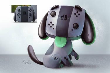 Switch Doggo by TsaoShin