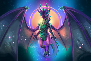 Night Dragon by TsaoShin