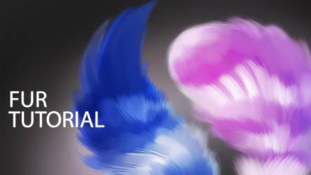 How to Digitally Paint Fur by TsaoShin
