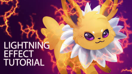 How to Create Lightning Effects by TsaoShin