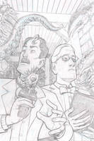 Herald cover pencils by mistermuck