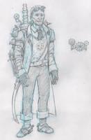Steampunk Hobo by mistermuck