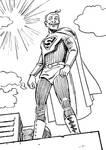 Super Grandpoo by mistermuck