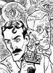 Herald Sketchcard by mistermuck