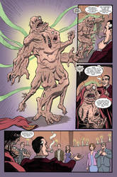 Herald: Lovecraft and Tesla preview page 07_05 by mistermuck