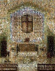 St. Lazarus Main Altar by sanritan