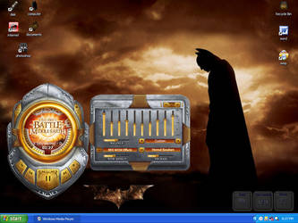 batman meets LOTR... by sanritan