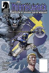 The Northlander cover FINISH by HenrikJonsson
