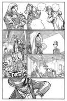 Batman: Detective Comics iss.19, Birdwatching pg.4 by HenrikJonsson