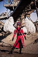 Angel sanctuary: Through the steel by Seranaide