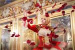 Saber Nero: Burst of celebrity by Seranaide