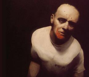 Hannibal Lecter by sullen-skrewt