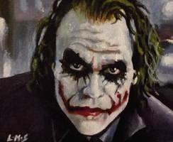 Joker's Meeting by sullen-skrewt