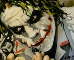 Nurse Joker by sullen-skrewt