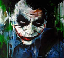 Joker's Taunt by sullen-skrewt