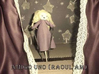 Ai No Kusabi - Raoul Am titere by madame-green