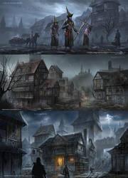 Project: Black Plague(3) by wang2dog