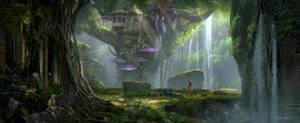 C.O.T - Sanctuary by wang2dog